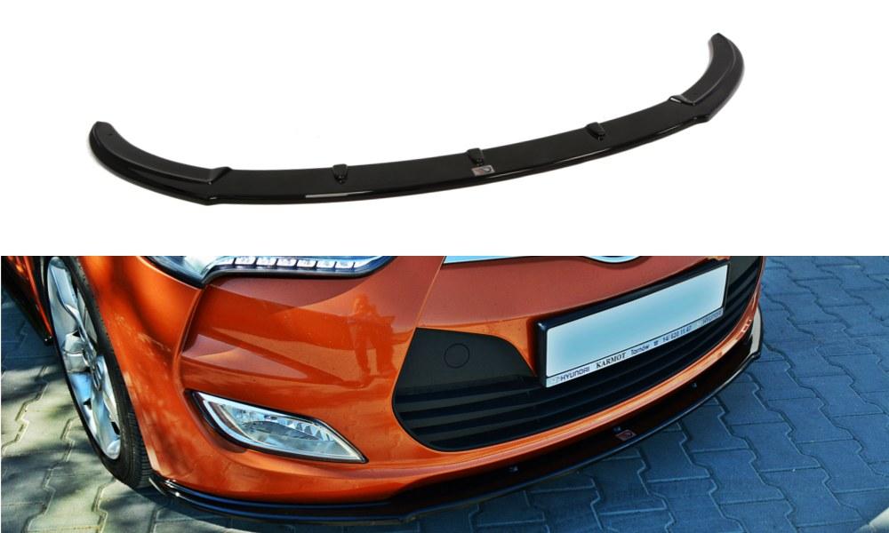 Splitter Przedni Hyundai Veloster - GRUBYGARAGE - Sklep Tuningowy